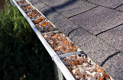Commercial Gutter Cleaning 2 t