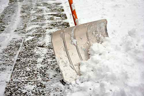 Gritting and Snow Removal 2 t
