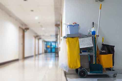 Commercial Cleaning 2 t