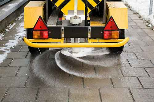 Gritting and Snow Removal 3 t
