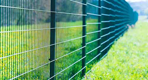 Security Fencing t